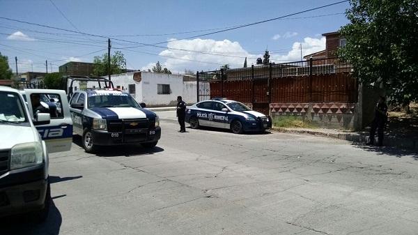 Familiares encuentran a sujeto sin vida en la Colonia Rosario