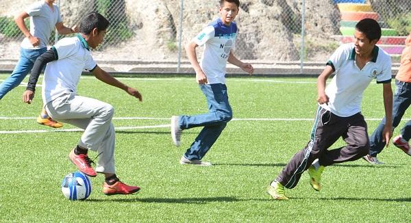 Liga de Futbol en Creel, el arma contra el temor y la violencia
