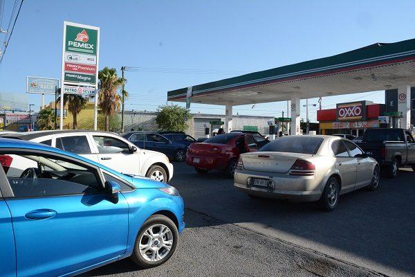 Ya no se puede tolerar más la falta de combustible: Carlos Fierro