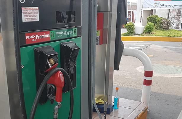 Gasolinazo en agosto; Premium a $14.81 a partir del lunes