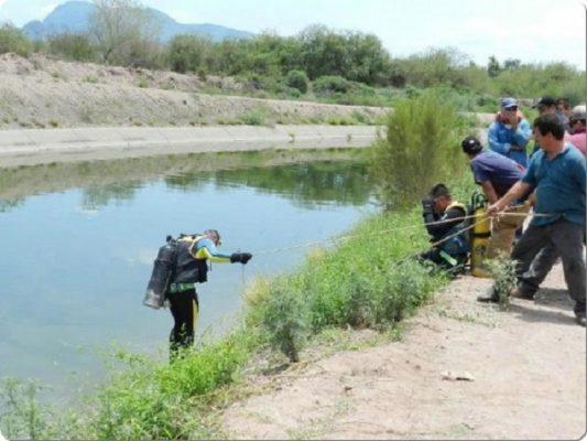 Localizan cuerpo de jornalero que se cayó en canal de riego