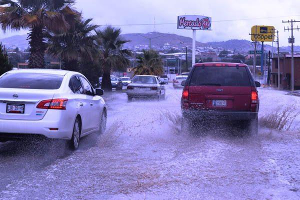 Continuarán las lluvias los días jueves y viernes