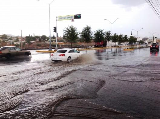 Exhorta Protección Civil a tomar recomendaciones por lluvia