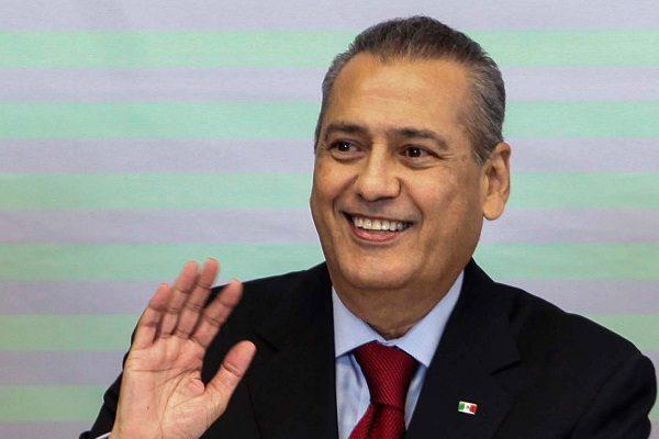 Se confirma la renuncia de Manlio Fabio Beltrones al CEN del PRI