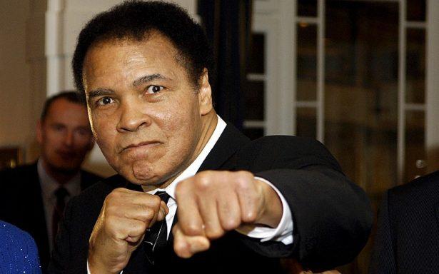 Murió la leyenda del boxeo Muhammad Ali, después de ser internado