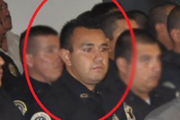 Aseguran patrulla del policía violador, aún no dan su paradero