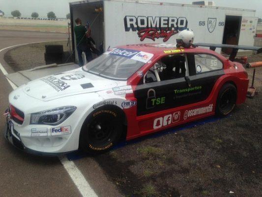 Saldrá Romero Jr. en la posición 13