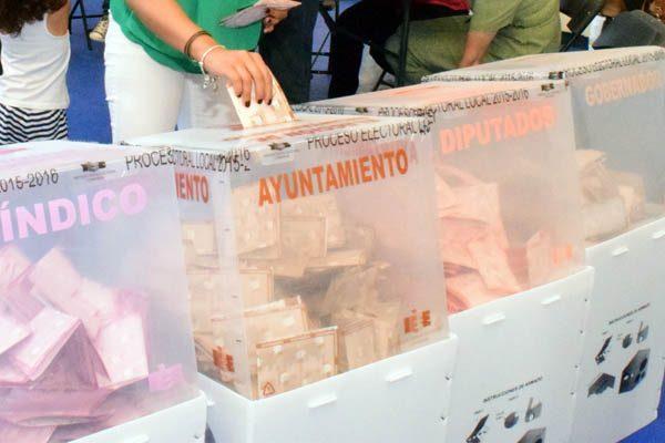 Por inseguridad retuvieron hasta hoy 28 paquetes electorales