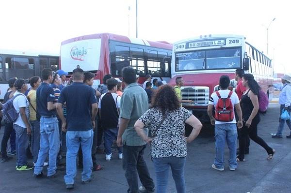 Próxima semana regresan camiones urbanos a las calles