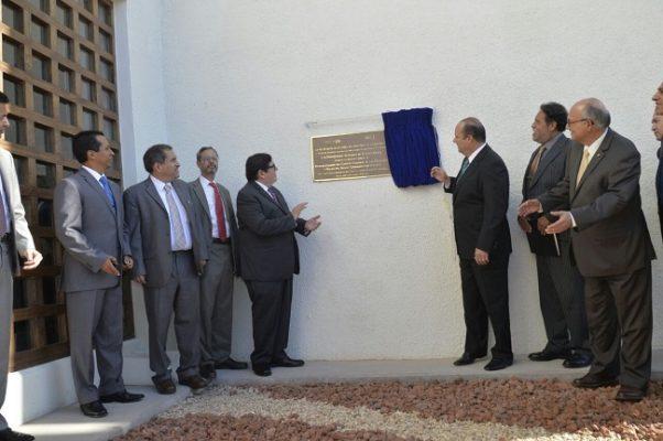 Con inversion de 17 mdp inauguran Centro Cultural de las Fronteras en la UACJ