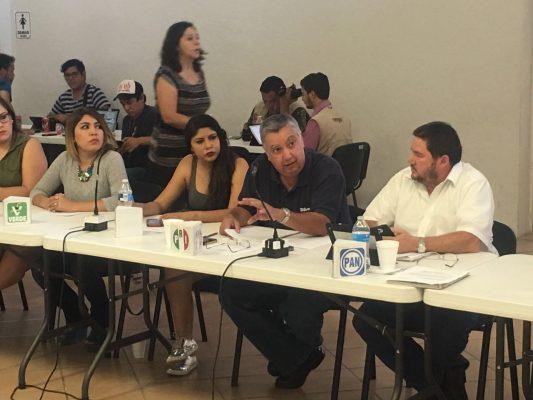 Se opone PRI y PVEM a asignación de regidores independientes