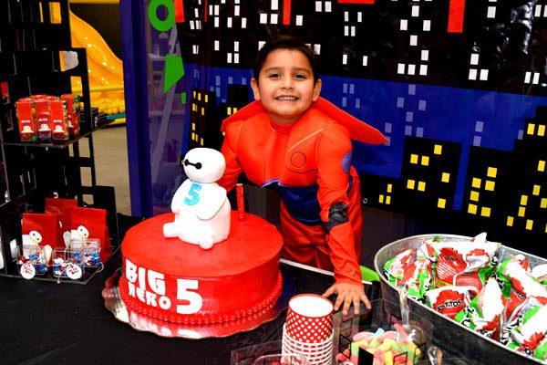 Cumpleaños de Alejandro Castro