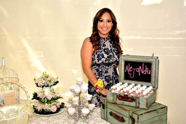 Se casa Alejandra Cardoza.