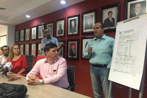 Niega PRI manipulación de actas en elección de alcalde en Ciudad Juárez