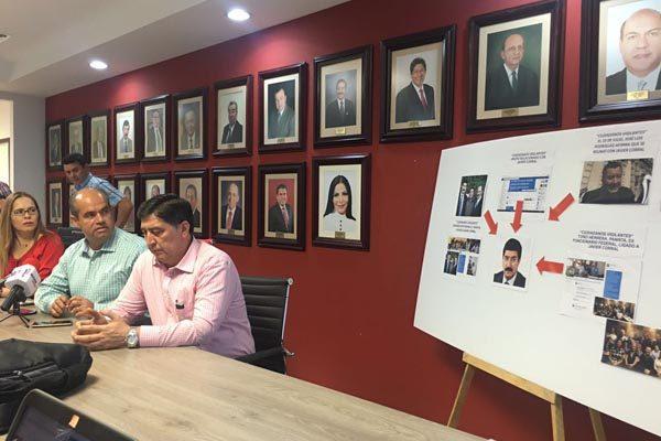 Denuncia Dowell amenazas contra su notaría en Ciudad Juárez