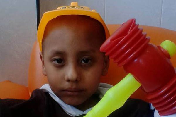Consternación en Saucillo por la muerte del menor Ángel Yovany