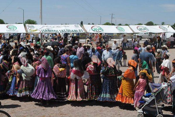 Preocupante brote de varicela en las comunidades tarahumaras