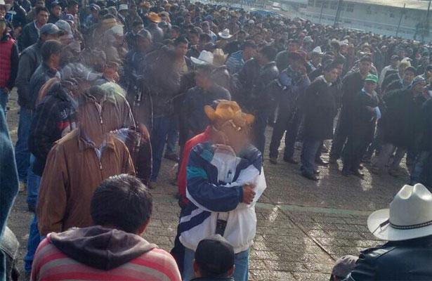 Capturan a seis sospechosos del asesinato del alcalde de Chiapas