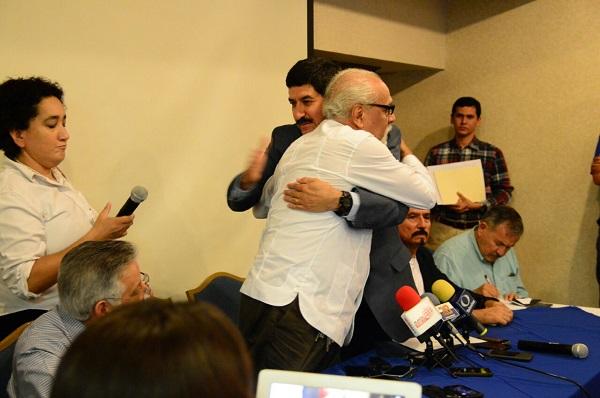 Anuncia Corral su renuncia como integrante de Unión Ciudadana