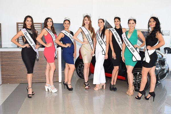 Presentan a candidatas a Nuestra Belleza Chihuahua