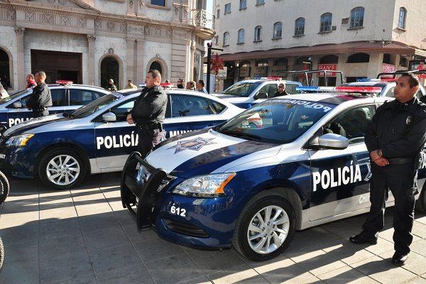 Policía Municipal de Chihuahua de las mejores pagadas del país