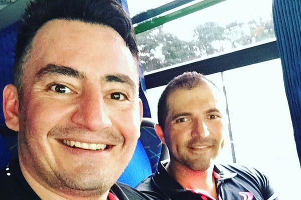 Moreno y Beltrán a la final en campeonato mundial de Raquetbol