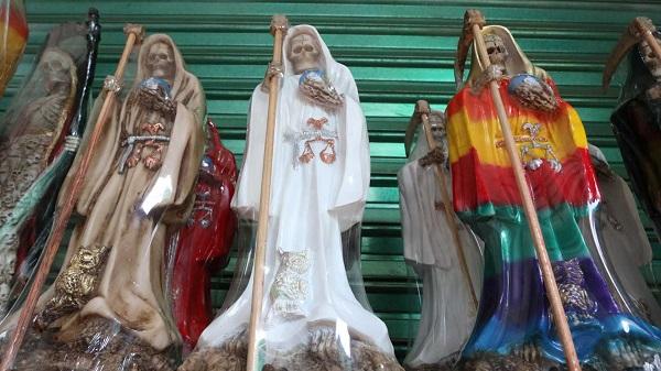 En aumento la devoción de chihuahuenses a la Muerte