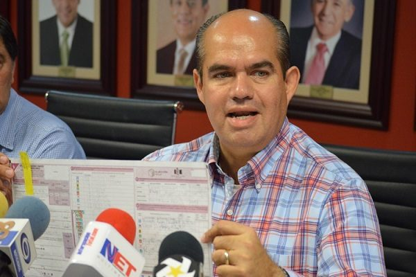 Ante el Trife llevará PRI impugnación a distritos 15 y 17