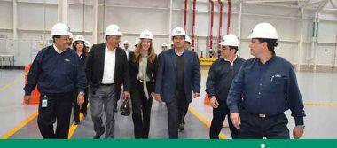 Ford iniciará en noviembre operación de nueva planta de motores