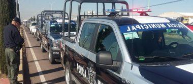 Equiparán con videocámaras y terminales bancarias a policías de Juárez