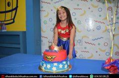 Cumpleaños de Fernanda Garfio