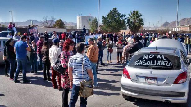 Pemex trabaja para atender desabasto de gasolina y diesel en el país