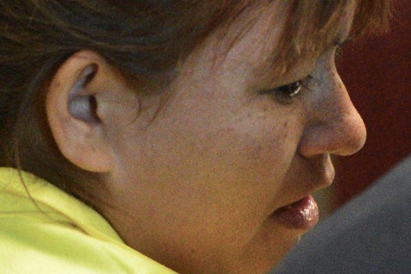 Realizan audiencia a mujer acusada de secuestro de una menor