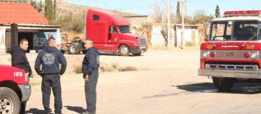 Muere al caer en contenedor de maíz en la salida a Cuauhtémoc