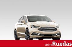 Te presentamos el nuevo Ford Fusion 2017 Hybrid