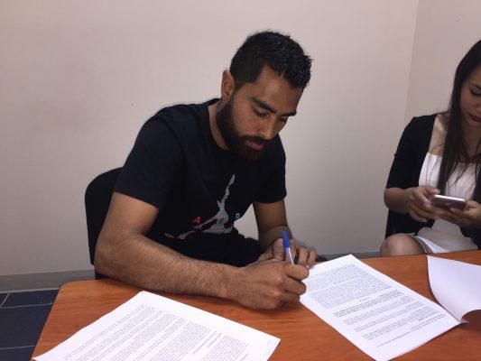José Luis Bucio firma con Dorados de Chihuahua