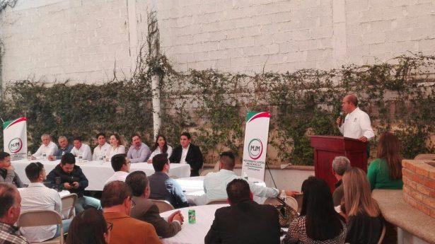 Se renueva la dirigencia Estatal del Movimiento Juvenil Mexicano