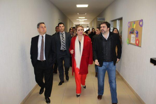 Sostiene Fiscal General reunión con Alcaldesa de Chihuahua