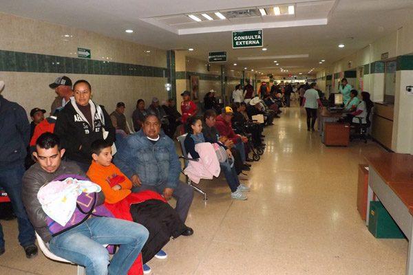 Registra en Cuauhtémoc 3 casos de influenza durante la temporada invernal