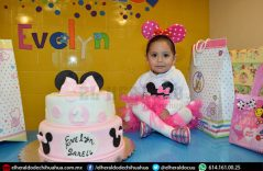 Felicitaron a Evelyn Morales