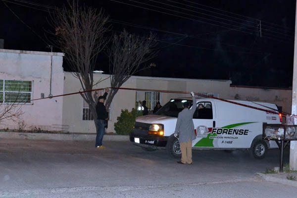 Asesinan a menor y dos adultos en vivienda de la UP