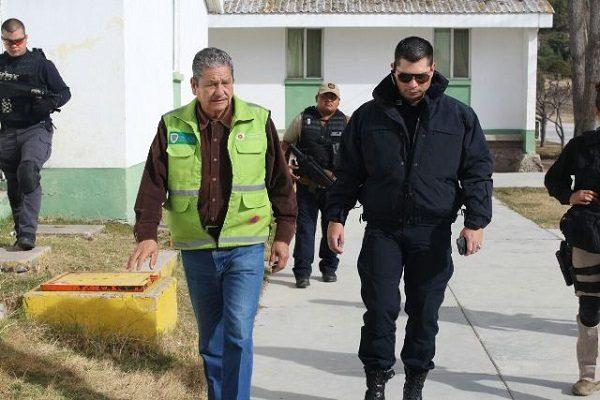 Instalarán cuatro centros de seguridad para el desarrollo en la zona serrana