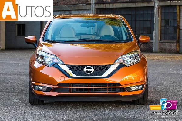 Llega a México el nuevo Nissan Note 2017