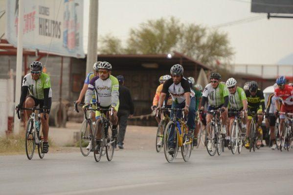 """Ciclismo """"90 años de El Heraldo de Chihuahua"""""""