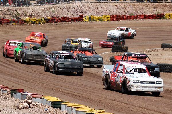 Calientan motores en el Aquiles Speedway Park