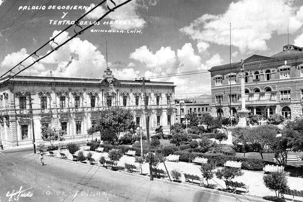 Palacio de Gobierno, sujeto a caprichos del gobernante en turno