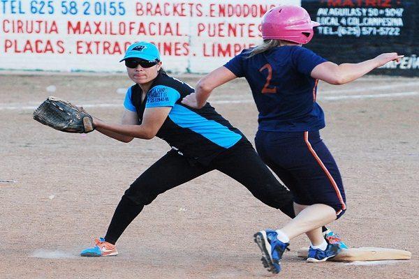 Rieleritas recibe a Lobas en softbol