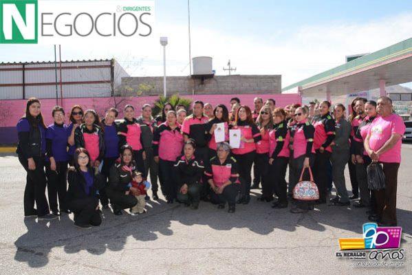 Firman Rendichicas y Mujeres Jefas de Familia A.C convenio de apoyo a trabajadoras