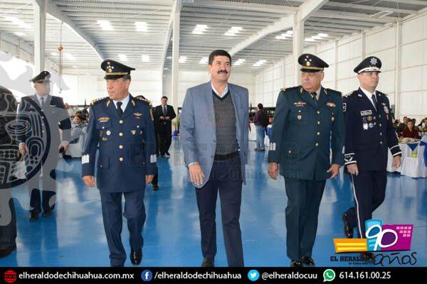 Celebranel 102 aniversario de la Fuerza Aérea Mexicana