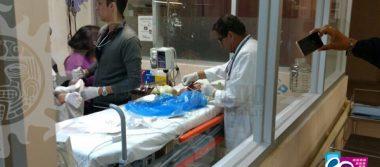 Tiran en la basura a bebé recién nacido; lo rescata personal de aseo